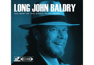 Long John Baldry - The Best Of The Stony Plain Years - (CD)