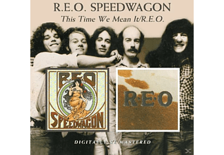 REO Speedwagon - This Time We Mean It - Reo - (CD)