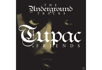 Tupac & Friends - The Underground Tracks - (Vinyl)