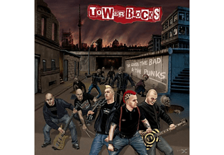 Towerblocks - The Good, The Bad & The Punks - (CD)