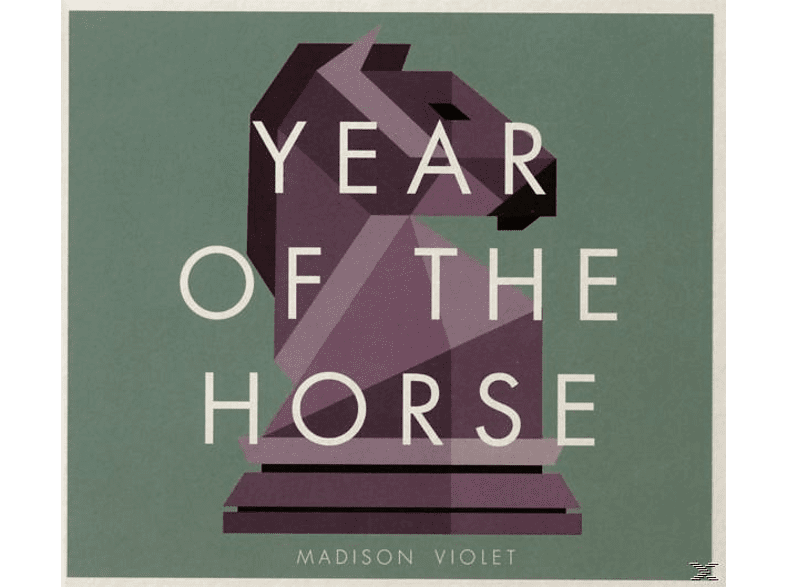 Madison Violet - Year Of The Horse [CD]