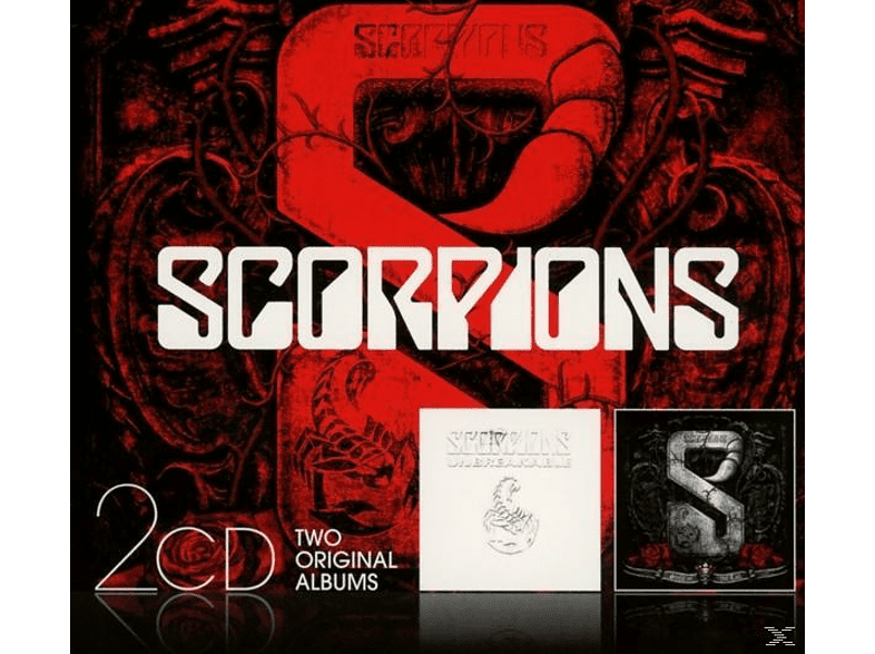 Scorpions - Unbreakable/Sting In The Tail [CD]