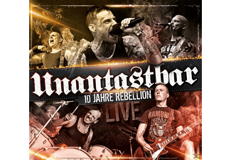Unantastbar - 10 Jahre Rebellion-Live - (CD)