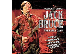 Jack Bruce - The Early Days - (CD)