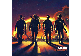 Steak - Slab City (Ltd.First Edt.) - (CD)