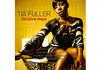 Tia Fuller - Decisive Steps - (CD)