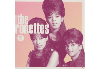 The Ronettes - BE MY BABY - THE VERY BEST OF THE RONETTES [CD]