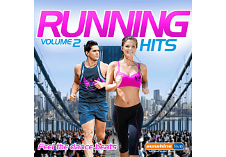 VARIOUS - Running Hits Vol.2 - (CD)