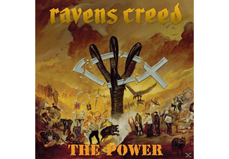 Ravens Creed - The Power - (CD)