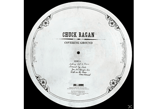 Chuck Ragan - Covering Ground-Picture Disc [Vinyl]