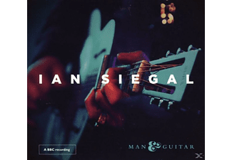 Ian Siegal - Man & Guitar - (CD)