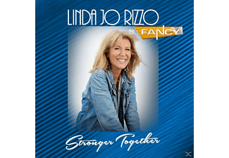 Fancy feat. Linda Jo Rizzo - Stronger Together - (Maxi Single CD)