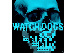 Reitzell Brian - WATCH DOGS (ORIGINAL GAME SOUNDTRACK) - (LP + Download)