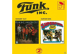 FUNK INC. - Hangin' Out/Superfunk - (CD)
