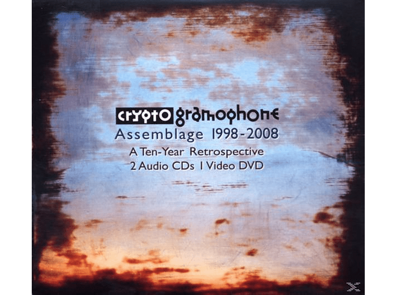 VARIOUS - Assemblage 1998-2008 [DVD]