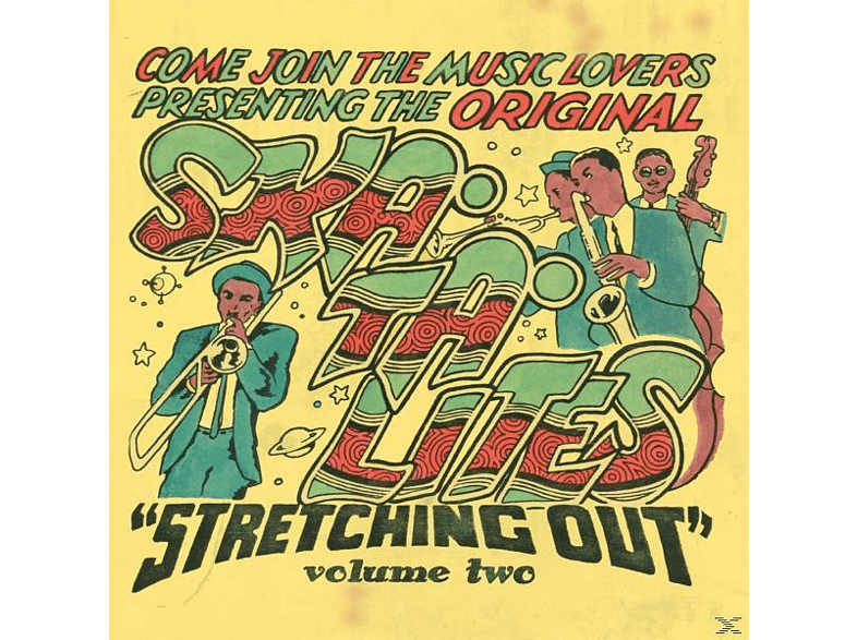 The Skatalites - Stretching Out: Vol.Two [Vinyl]