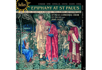 John Towner Williams, John Scott, St Paul's Cathedral Choir, J./Choir Of St.Paul's Cathedral/Williams Scott - Epiphany at St.Paul's - (CD)