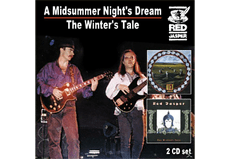 Red Jasper - A Midsummer Night's Dream/The Winter's Tale - (CD)