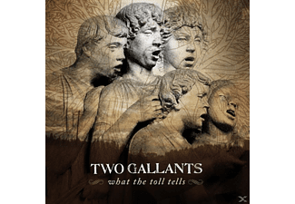 Two Gallants - What The Toll Tells - (Vinyl)