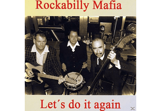 The Rockabilly Mafia - Let's Do It Again - (CD)