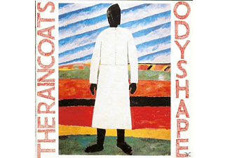 The Raincoats - Odyshape [CD]