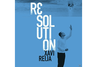 Xavi Reija - Resolution - (CD)