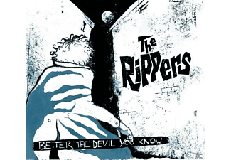 The Rippers - Better The Devil You Know [CD]