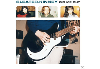 Sleater-Kinney - Dig Me Out - (CD)