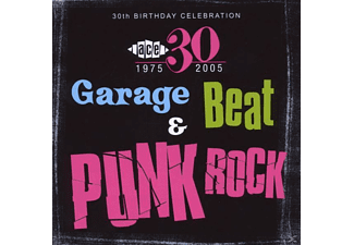 VARIOUS - Garage Beat & Punk Rock - (CD)