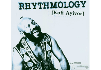 Kofi Ayivor - Rhythmology - (CD)