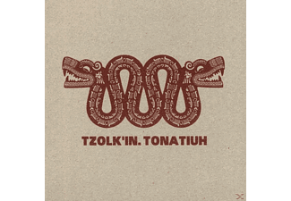 Tzolk In - Tonatiuh - (CD)