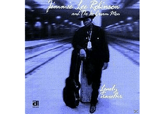 Jimmie Lee Robinson - Lonely Traveller - (CD)