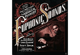 Riginald R. Robinson - Euphoric Sounds - (CD)