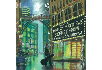 Krissy Matthews - Scenes From A Moving Wind - (CD)