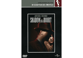 Alfred Hitchcock Collection - Im Schatten des Zweifels - (DVD)