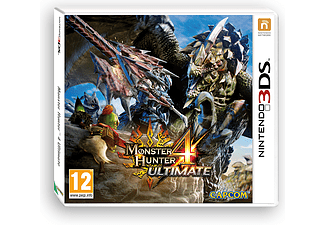Monster Hunter 4 Ultimate | 3DS
