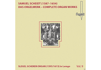 Volker Janig - Scheidt Organ Works Vol.9 - (CD)