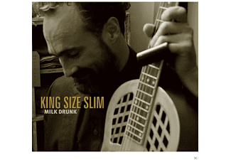 King Size Slim - Milk Drunk - (CD)
