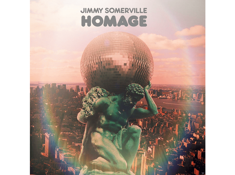 Jimmy Somerville - Homage (Collector's Edition) [CD]