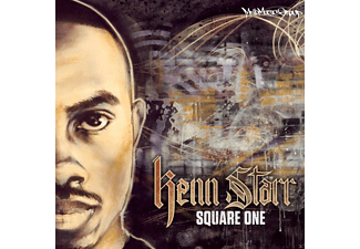 Kenn Starr - Square One - (CD)