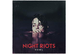 Night Riots - Howl - (CD)