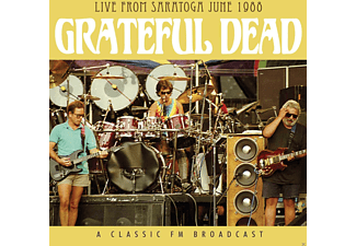 Grateful Dead - Live From Saratoga June 1988 - (CD)