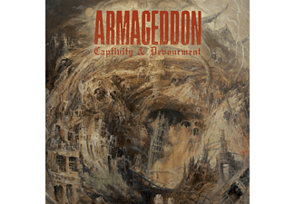 Armageddon - Captivity And Devourment - (CD)