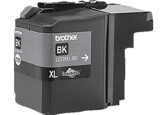 BROTHER Original Tintenpatrone Schwarz (LC-129XLBK)