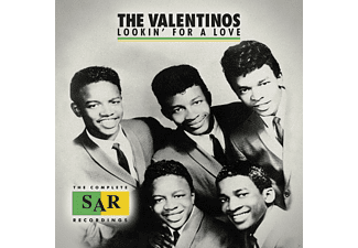 The Valentinos - Lookin' For A Love - (CD)