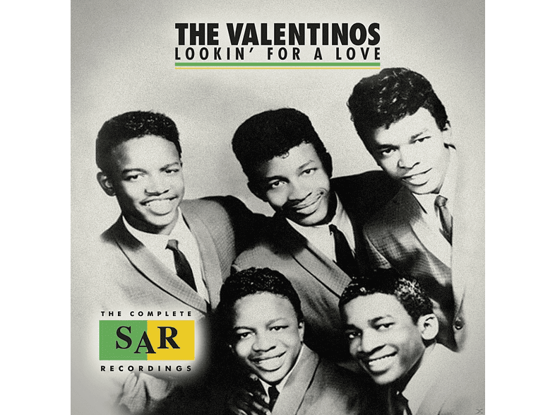 The Valentinos - Lookin' For A Love [CD]