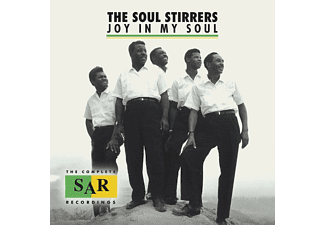 The Soul Stirrers - Joy In My Soul [CD]