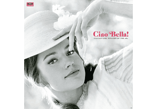 VARIOUS - Ciao Bella! Italian Girl Singers Of The 60s (Colou - (Vinyl)