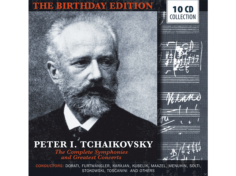 VARIOUS, Various Orchestras - The Birthday Edition [CD]