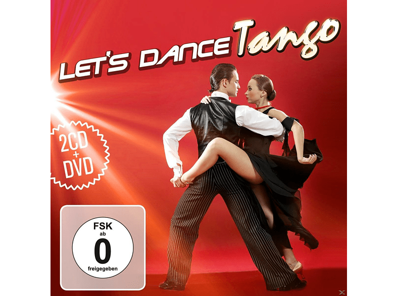 VARIOUS - Tango-Let's Dance.2 Cd & Dvd [CD + DVD]